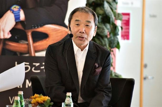 Japans Murakami snubs 'alternative Nobel prize