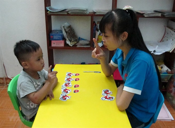 New autism rehab guidelines produced