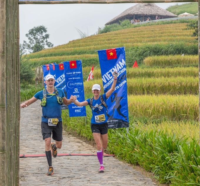 Việt Nams biggest ever mountain marathon to start in Sa Pa