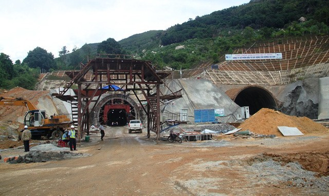 New tunnel route in the centre to open next year