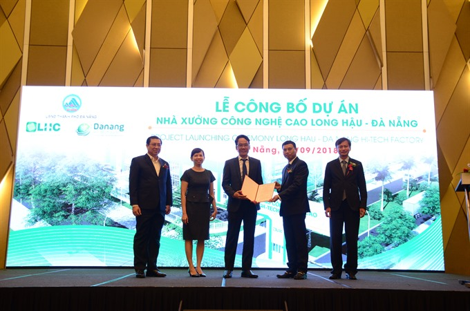 Đà Nẵng lands 46.4m factory project