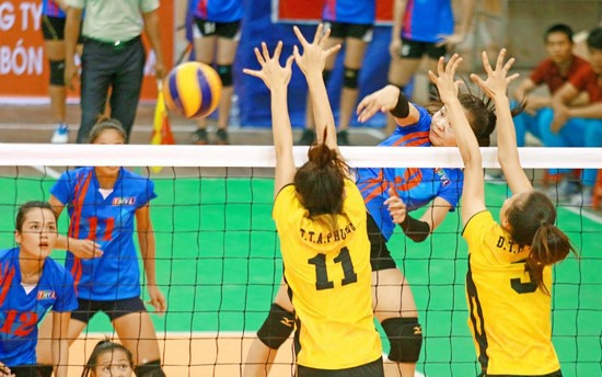 Vĩnh Long television volleyball cup to start