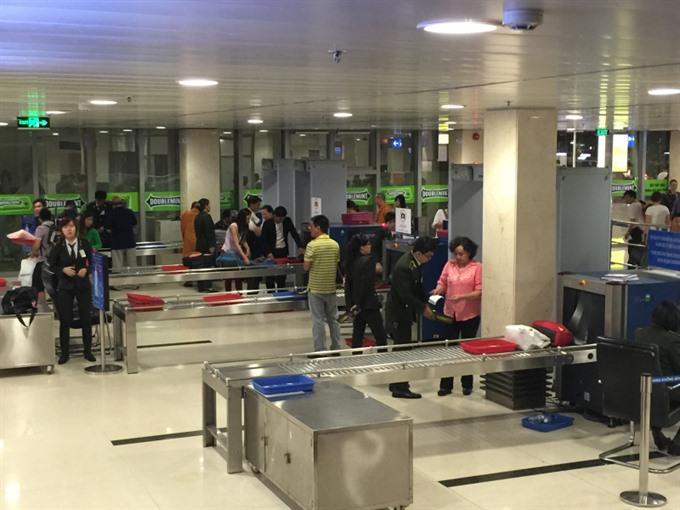 Man gets flight ban for bomb hoax