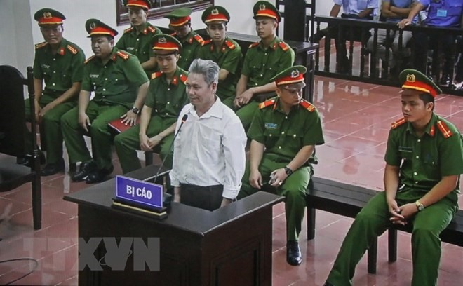 Man jailed for 14 years for administration overthrowing attempt