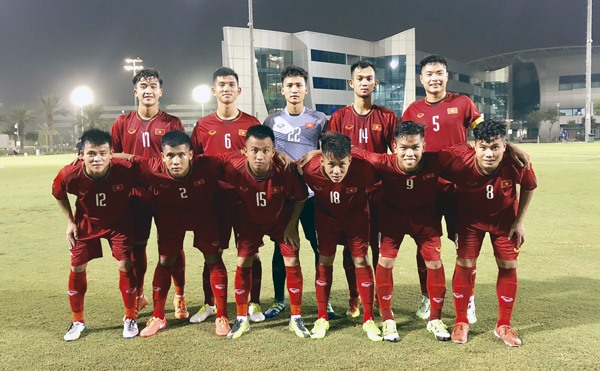 Việt Nam beat Ivory Coast in intl football event
