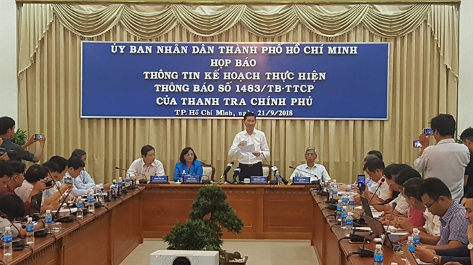 HCM City apologises to local residents for shortcomings at Thủ Thiêm project
