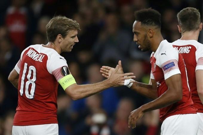 Arsenal Chelsea win in Europa League as Rangers hold Villarreal