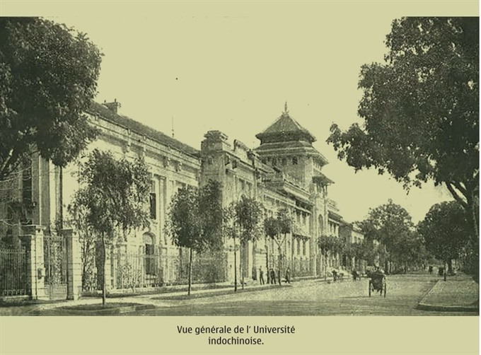 French archival display tells VN history