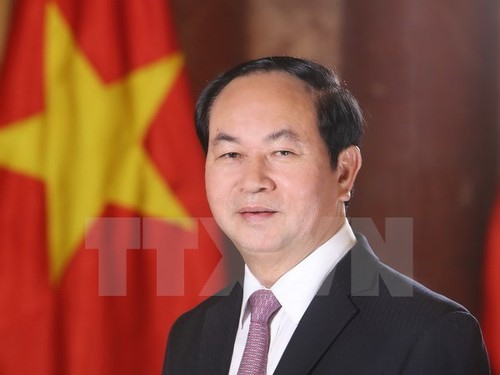 Condolences pour in over passing of President Trần Đại Quang