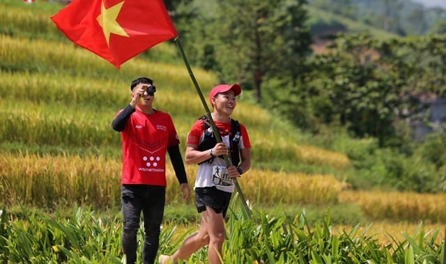 Another Vietnamese win Việt Nam Mountain Marathon