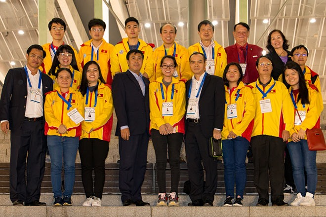 Việt Nam chess brings strongest formation to Batumi Chess Olympiad