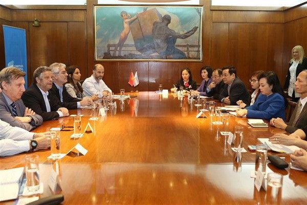 Việt Nam looks to boost health co-operation with Argentina