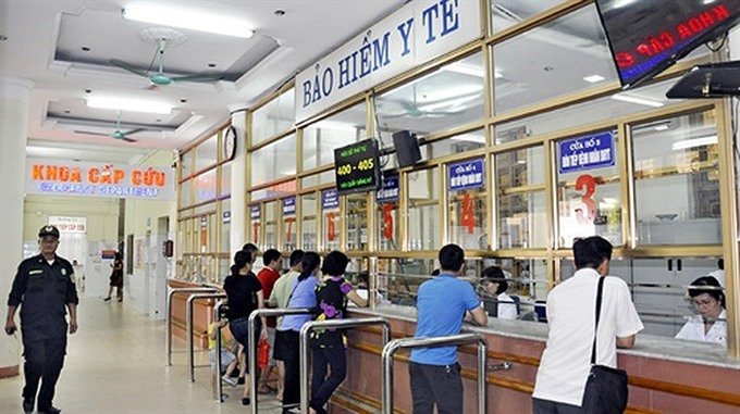 Hà Nội health insurance fund running a deficit