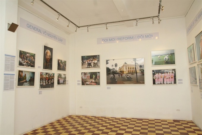 Photographer to talk about her 25 years documenting Việt Nam