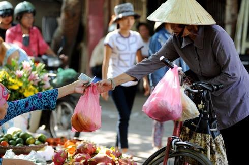 Loopholes and evasion limit success of plastic bag tax