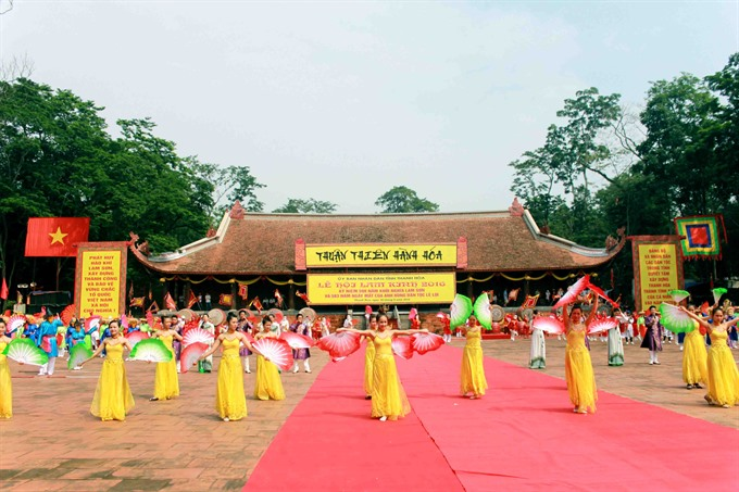 Lam Kinh Festival to celebrate Lê family past and present