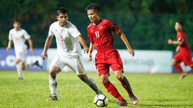 Việt Nam leave AFC U16 Champs