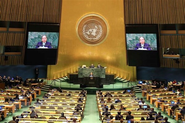 Prime Minister calls for joint efforts for global peace development