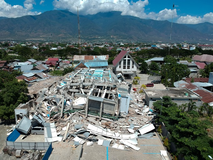 Việt Nam extends sympathy to Indonesia over tsunami-caused losses