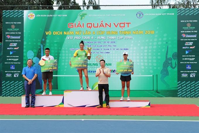 Alize Lim shines at VTF Pro Tour 4
