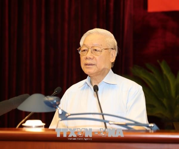 Party chiefs visit to tighten Việt Nams strategic relations with Russia