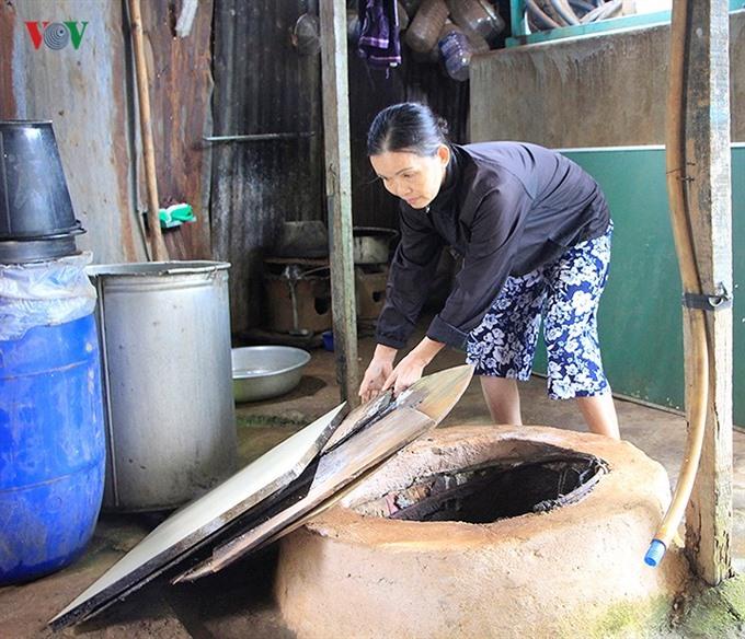 Embankment causes havoc for Gia Lai households