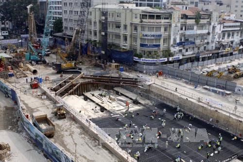 HCMC seeks funds for metro lines