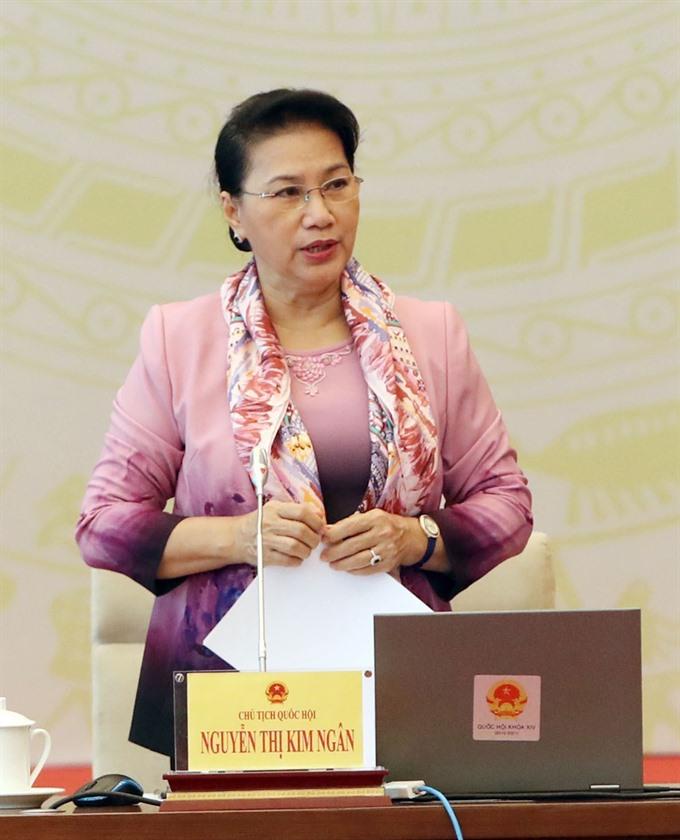 Full-time NA deputies meet to discuss bills on anti-corruption higher education