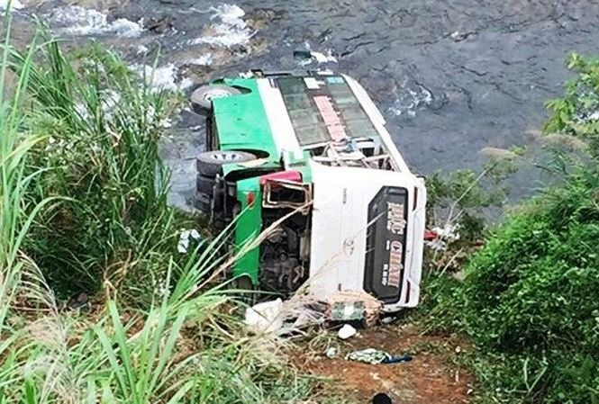 Urgent repair at black spot of road accidents at Lò Xo Pass