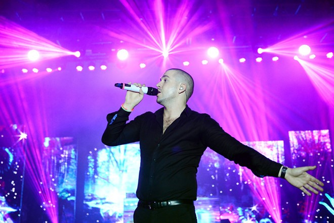 X Factors Shayne Ward to perform in Hà Nội