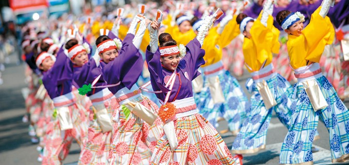Japanese culture highlighted at festival