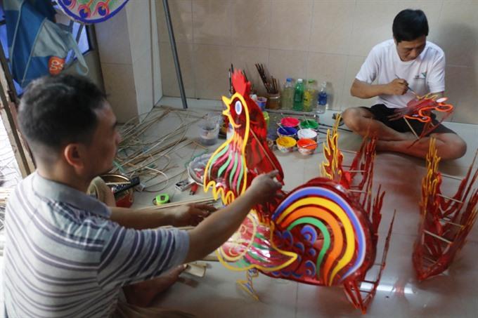 Lanterns set to shine over Mid-Autumn Festival