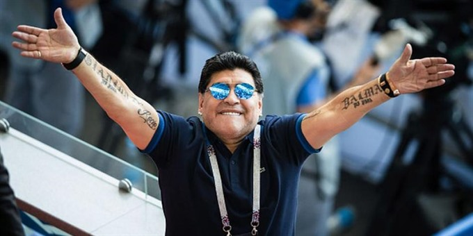 Diego Maradona to coach second-division side Dorados in Mexico