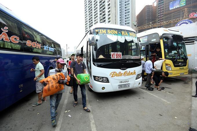 Illegal bus services poor station management hinder road transport development