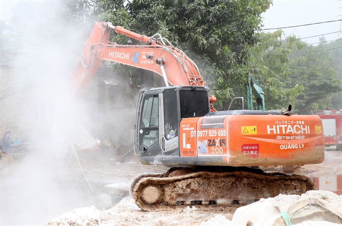 Waste pond incident contained: Lào Cai authorities