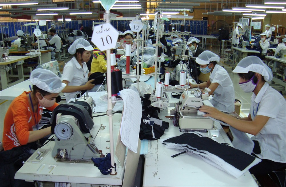 Textiles firm race to list on the market