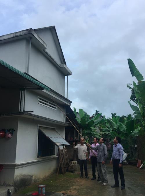 Quảng Ngãi village gets support to build flood-proof houses