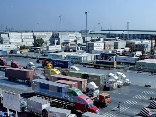 Freight transport project reduces truck fuel consumption