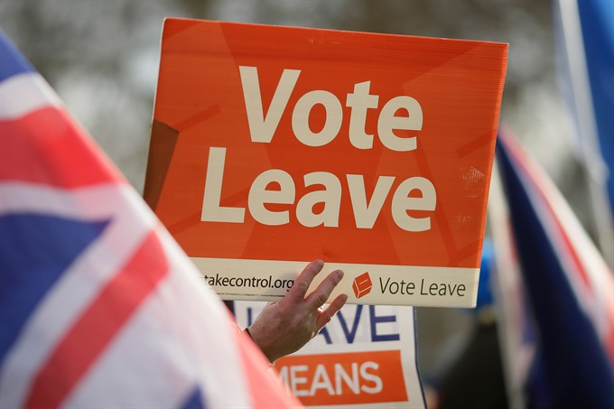 British PM suffers fresh Brexit defeat