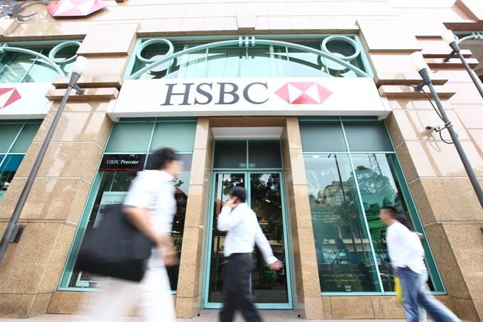 HSBC wins a clutch of prestigious prizes