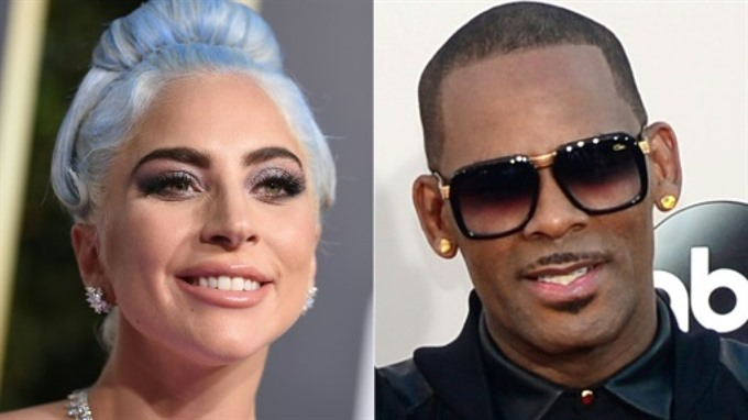 Lady Gaga apologises for R. Kelly collaboration