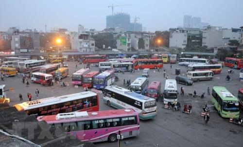 Tết bus ticket shortage fears