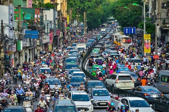 Hà Nội targets 7.4-7.6% economic growth for 2019