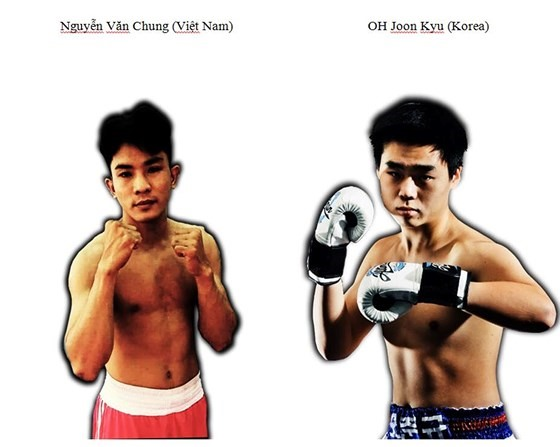 Boxers to face off for Asian boxing belts
