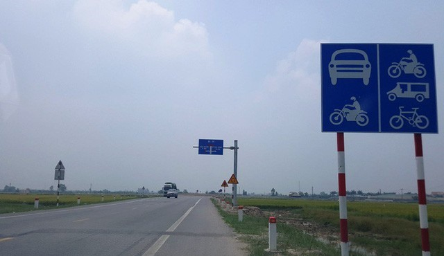 DRVN tell investors to move Tân Đệ toll station before January 28