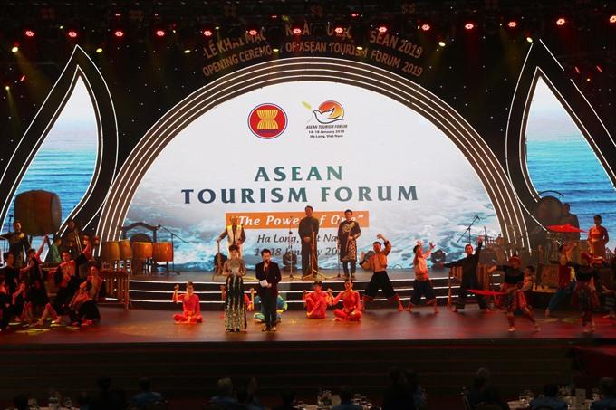 ASEAN Tourism Forum kicks off in Hạ Long