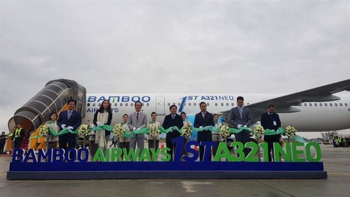 Bamboo Airways takes flight