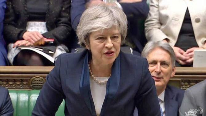 UK parliament rejects Brexit deal in historic vote