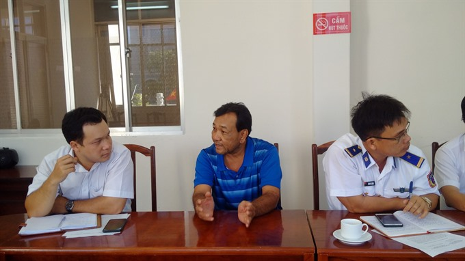 VN asks for regional help in search for fishermen
