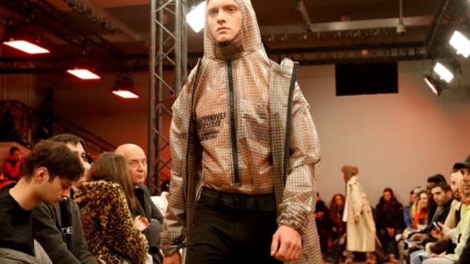 Revolution at gates of protest-hit Paris mens fashion